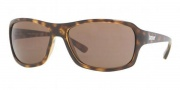 DKNY DY4075 Sunglasses Sunglasses - 3329173 Havana / Brown