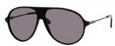 Gucci 1649/S Sunglasses Sunglasses - 0ACZ Black (BN Dark Gray Lens)