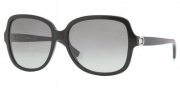 DKNY DY4078B Sunglasses Sunglasses - 300111 Black / Gray Gradient