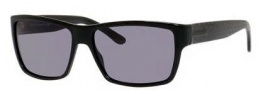 Gucci 1000/S Sunglasses Sunglasses - 0807 Black (BN Dark Gray Lens)