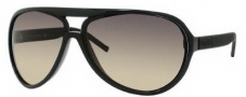 Gucci 1639/S Sunglasses Sunglasses - 0UY4 Black Gold (ED Brown Gradient Lens)