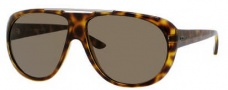 Gucci 1647/S Sunglasses Sunglasses - 0791 Havana (70 Brown Lens)