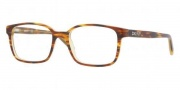 DKNY DY4608 Eyeglasses Eyeglasses - 3461 Honey Havana