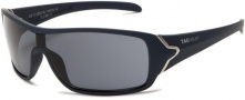 Tag Heuer Racer 9206 Sunglasses Sunglasses - 104 Blue Grey Temples / Brushed Lug / Grey Outdoor Lenses