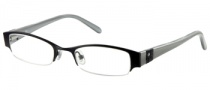 Candies C Alicia Eyeglasses Eyeglasses - MBLK: Matte Black