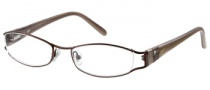 Candies C Anamarie Eyeglasses Eyeglasses - SBRN: Satin Brown