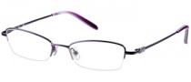 Candies C Bella Eyeglasses Eyeglasses - PUR: Purple