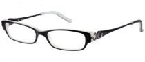 Candies C Cinnamon Eyeglasses Eyeglasses - BLK: Black
