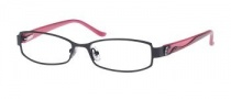 Candies C Claudia Eyeglasses Eyeglasses - BLKPK: Black Pink