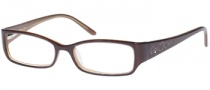 Candies C Elisa Eyeglasses Eyeglasses - BRN: Brown