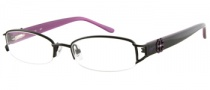 Candies C Fancy Eyeglasses Eyeglasses - SBLK: Satin Black