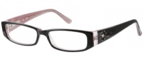 Candies C Fiona Eyeglasses Eyeglasses - BLKPK: Black Pink