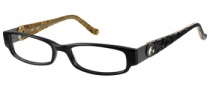 Candies C Laura Eyeglasses Eyeglasses - BLK: Black 