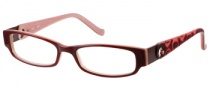 Candies C Laura Eyeglasses Eyeglasses - WN:Wine