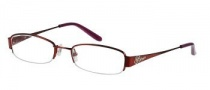 Candies C Mischa Eyeglasses Eyeglasses - BU: Burgundy