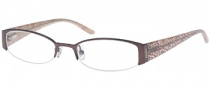 Candies C Natalie Eyeglasses Eyeglasses - BRN: Brown