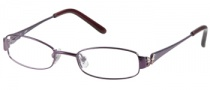 Candies C Scarlett Eyeglasses Eyeglasses - PUR: Purple