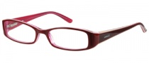 Candies C Zahara Eyeglasses Eyeglasses - BU: Burgundy 