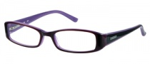 Candies C Zahara Eyeglasses Eyeglasses - PUR: Purple