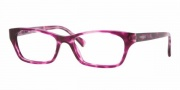 Vogue VO2597 Eyeglasses Eyeglasses - 1736 Spotted Violet (51 size only)