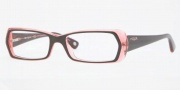 Vogue VO2691 Eyeglasses Eyeglasses - 1689 Top Brown Pink Glitter