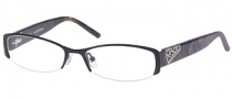 Rampage R 138 Eyeglasses Eyeglasses - BLK: Black 