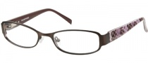 Rampage R 153 Eyeglasses Eyeglasses - BRN: Brown / Satin Finish