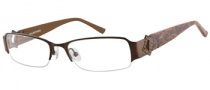 Rampage R 158 Eyeglasses Eyeglasses - BRN: Satin Brown