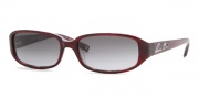 Anne Klein AK3154 Sunglasses Sunglasses - 281/62 Burgundy Grey Honey / Gray Gradient