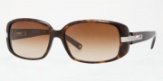 Anne Klein AK3163 Sunglasses Sunglasses - 202/74 Tortoise / Brown Gradient