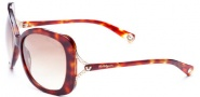 True Religion Olivia Sunglasses Sunglasses - Tortoise W/ Brown Gradient Lens