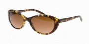 Anne Klein AK3175 Sunglasses Sunglasses - 293/74 Tortoise / Brown