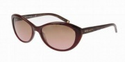 Anne Klein AK3175 Sunglasses Sunglasses - 326/76 Burgundy Horn / Brown Rose Gradient