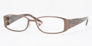 Anne Klein AK9104 Eyeglasses Eyeglasses - 543S Brown Honey