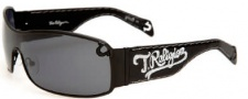 True Religion Dylan Sunglasses Sunglasses - Black Gunmetal