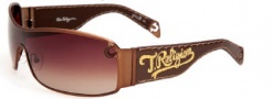 True Religion Dylan Sunglasses Sunglasses - Brown