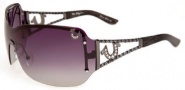 True Religion Cassidy Sunglasses Sunglasses - Matte Black