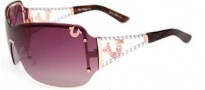 True Religion Cassidy Sunglasses Sunglasses - Rose Gold 