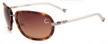 True Religion Dusty Sunglasses Sunglasses - Havana