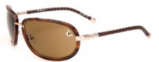 True Religion Dusty Sunglasses Sunglasses - Honey Amber