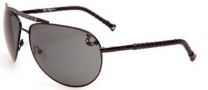 True Religion Jessie Sunglasses Sunglasses - Black