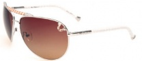 True Religion Jessie Sunglasses Sunglasses - Beige