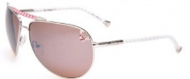 True Religion Jessie Sunglasses Sunglasses - Rose Gold