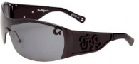 True Religion Kira Sunglasses Sunglasses - Black