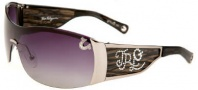 True Religion Kira Sunglasses Sunglasses - Gunmetal