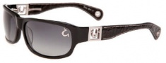 True Religion Shane Sunglasses Sunglasses - Black