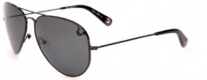 True Religion Jeff Large/ Small Sunglasses Sunglasses - Black