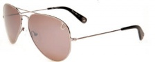 True Religion Jeff Large/ Small Sunglasses Sunglasses - Gun Rose