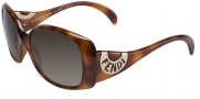 Fendi FS 5064 Chef Sunglasses Sunglasses - 218 Light Havana