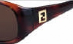 Fendi FS 5077 Logo Sunglasses Sunglasses - 239
